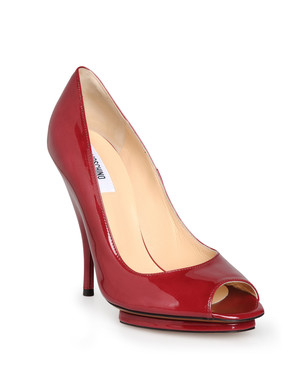Platform pumps Women - Footwear Women on Moschino Online Store :  top wear moschino accessories dresses