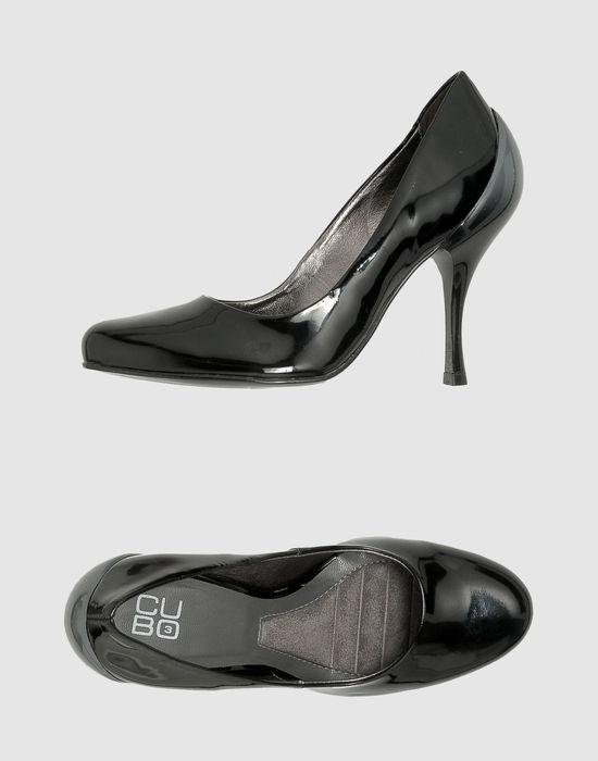 Туфли CUBO. Цвет: черный