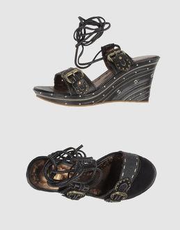 CAFE'NOIR - Apavi - Ķīlis papēžiem kurpes