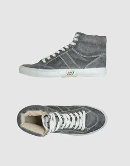 TST - FOOTWEAR - High-top sneakers - on