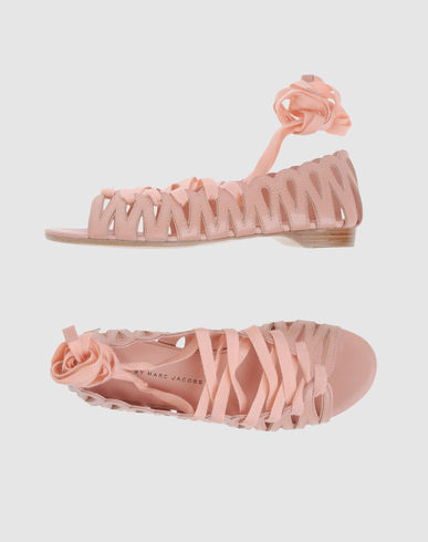 MARC BY MARC JACOBS - Ballerines ouvertes open toes
