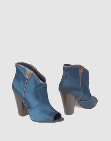 ASH Women - Footwear - Ankle boots ASH on YOOX :  blue shoes boots ankle boots