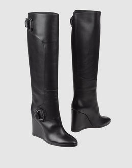 BALENCIAGA - FOOTWEAR - High-heeled boot