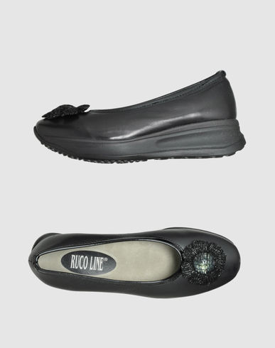 RUCO LINE - Closed-toe slip-ons