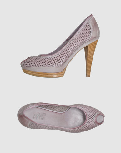 MAYIS - Peep-toe Pumps from yoox.com