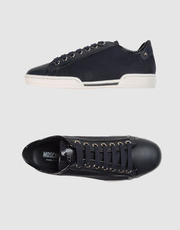 MOSCHINO - FOOTWEAR - Sneakers - on YOOX.COM