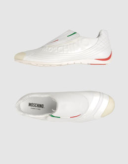 Moschino - Footwear - Slip-on Sneakers -