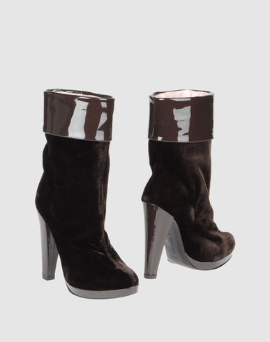 PATRICIA ROSALES - Ankle boots