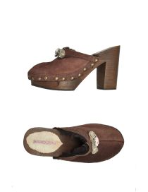 MANOUSH - Open-toe mule