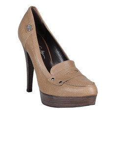 MISS SIXTY - Moccasins with heel