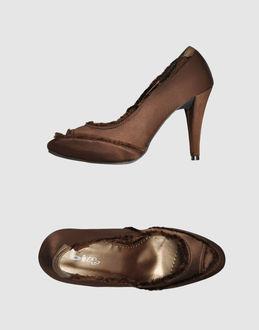 BI 4 - ОБУВЬ - Туфли с открытым носком