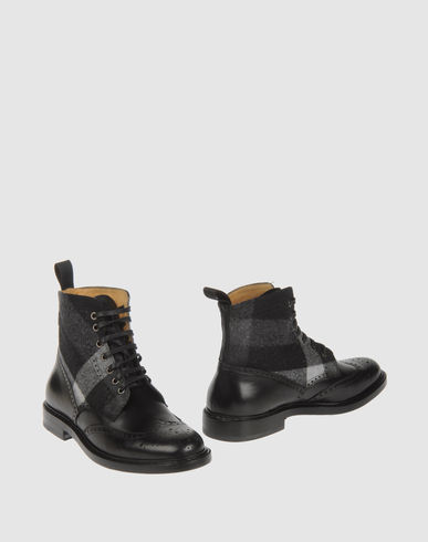 TRUSSARDI 1911 Ankle boots