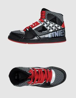 ETNIES - CALZATURE - Sneakers alte - su YOOX.COM