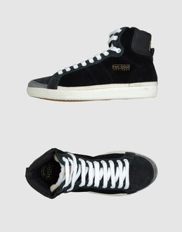 PANTOFOLA D'ORO - CALZATURE - Sneakers alte