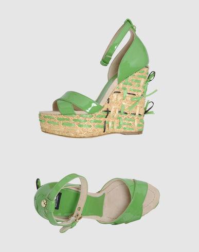 d&g凉鞋 - 鞋履 - d&g女士