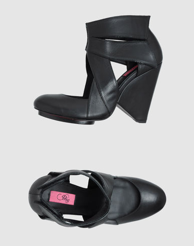 Босоножки на каблуке PRING 44356613OM
