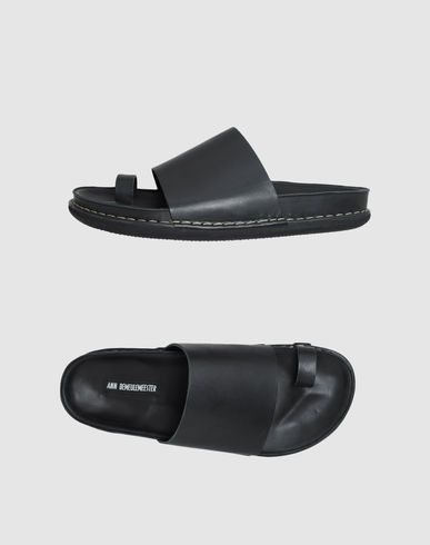 ANN DEMEULEMEESTER - Flip flops