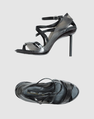 MELISSA + JEAN PAUL GAULTIER - Sandals