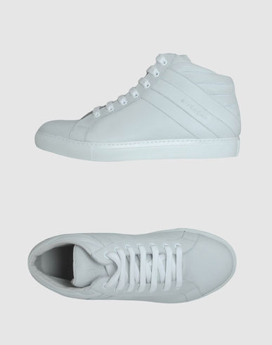 GIVENCHY - High-top sneaker