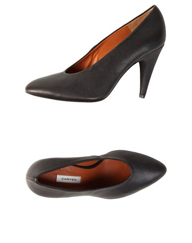 CARVEN - Closed-toe slip-ons