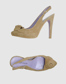 CAFE'NOIR - CALZATURE - Decolletes slingback