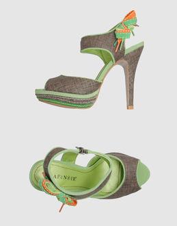 CAFE'NOIR - Apavi - Platformas sandales