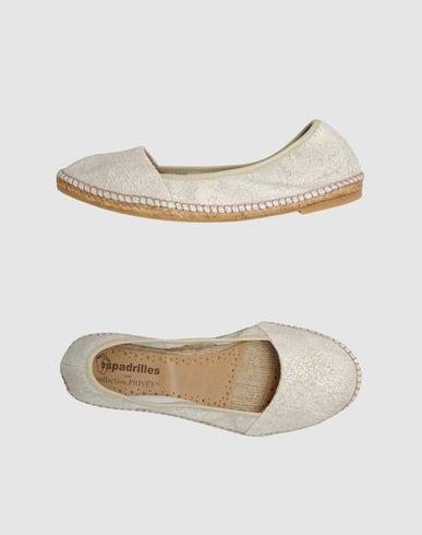 ESPADRILLES and COLLECTION PRIVĒE? - Low-tops