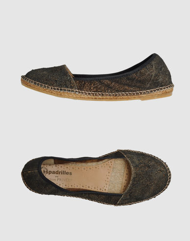 ESPADRILLES and COLLECTION PRIVĒE? - Slip-on trainers