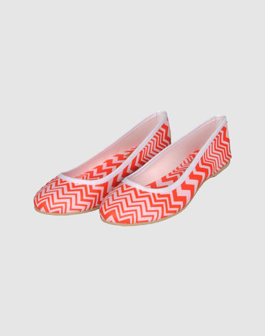 M MISSONI for ORPHANAID - Ballet flats