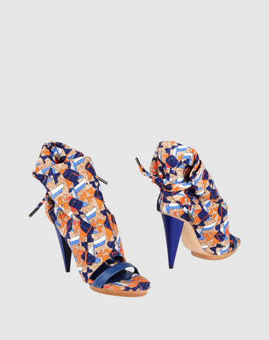 BALENCIAGA - High-heeled sandals