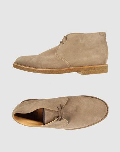 ROCHAS - High-top dress shoe