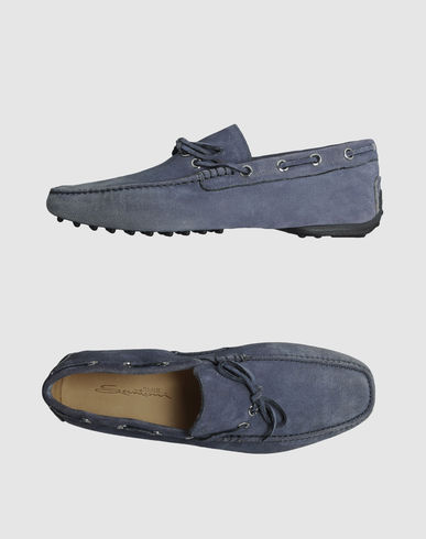 SANTONI CLUB - Moccasins