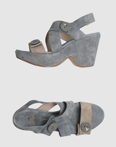FABI - Platform sandals