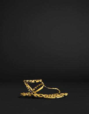 Capri style flat sandals - Flip flops - Dolce&Gabbana - Summer 2016