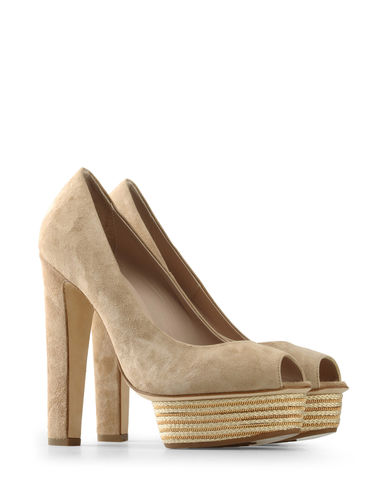 LE SILLA - Pumps with open toe