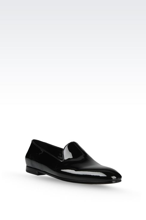 Shoes: Loafers Men by Armani - 2