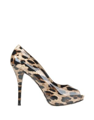 Pumps with open toe Women's - DOLCE &amp; GABBANA