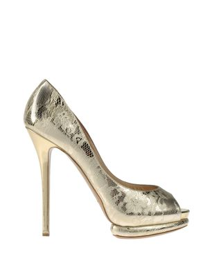 Pumps with open toe Women's - NICHOLAS KIRKWOOD