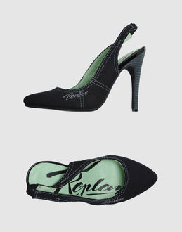 REPLAY - CALZATURE - Decolletes slingback
