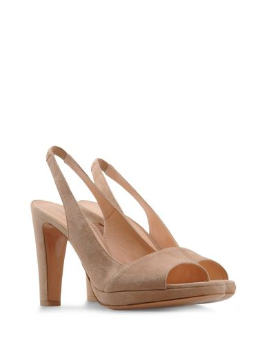GIANVITO ROSSI - Slingbacks