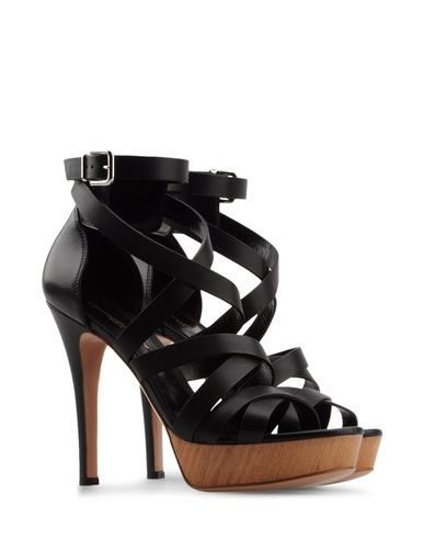 GIANVITO ROSSI - Platform sandals