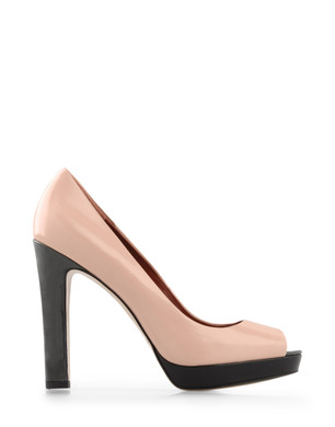 Pumps with open toe Women's - MARC BY MARC JACOBS