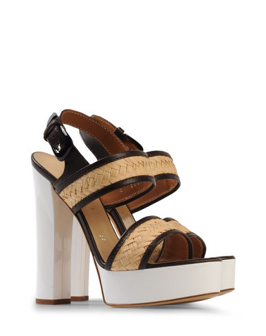 VICINI - Platform sandals