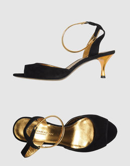 DONNA KARAN COLLECTION - CALZATURE - Sandali con tacco