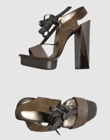 DONNA KARAN COLLECTION - Sandals
