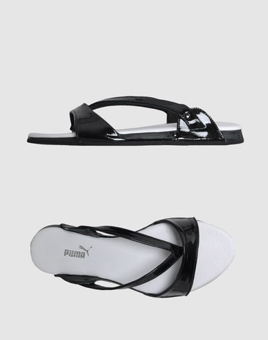 BLACK LABEL by PUMA - Flip flops