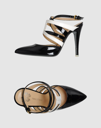 FRANCESCA MAMBRINI - Slingbacks
