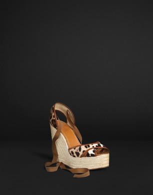 Semelles compensées - Semelles compensées - Dolce&Gabbana - Été 2016