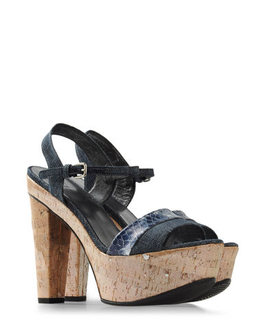 STUART WEITZMAN - Platform sandals
