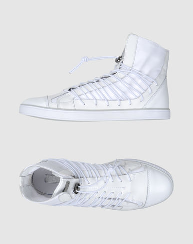 ADIDAS SLVR - High-tops